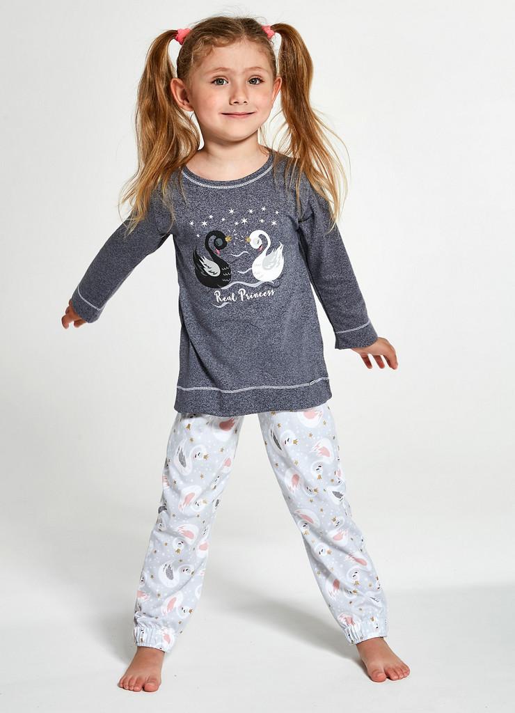 Пижама для девочек со штанами CORNETTE (379/380 SWAN)