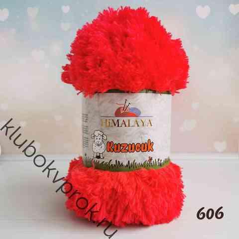 HIMALAYA KUZUCUK 75606, Красный