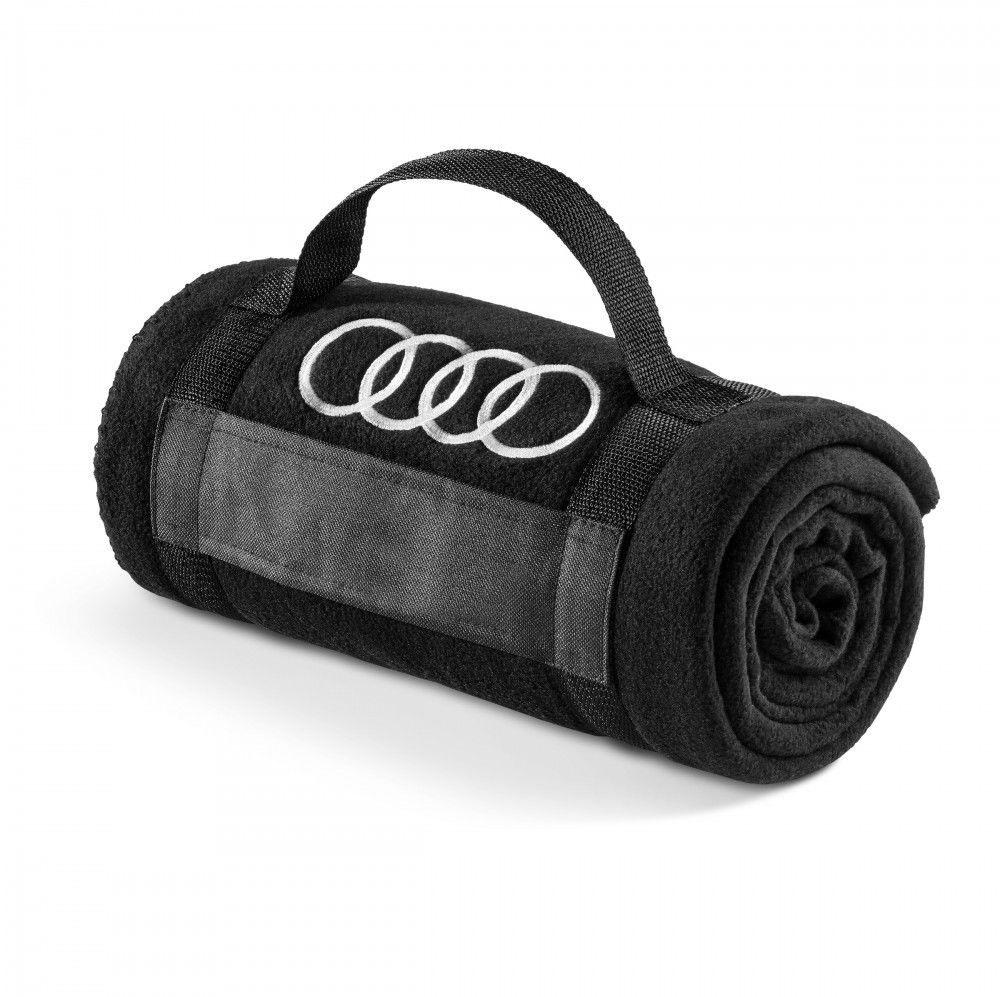 Плед флисовый Audi