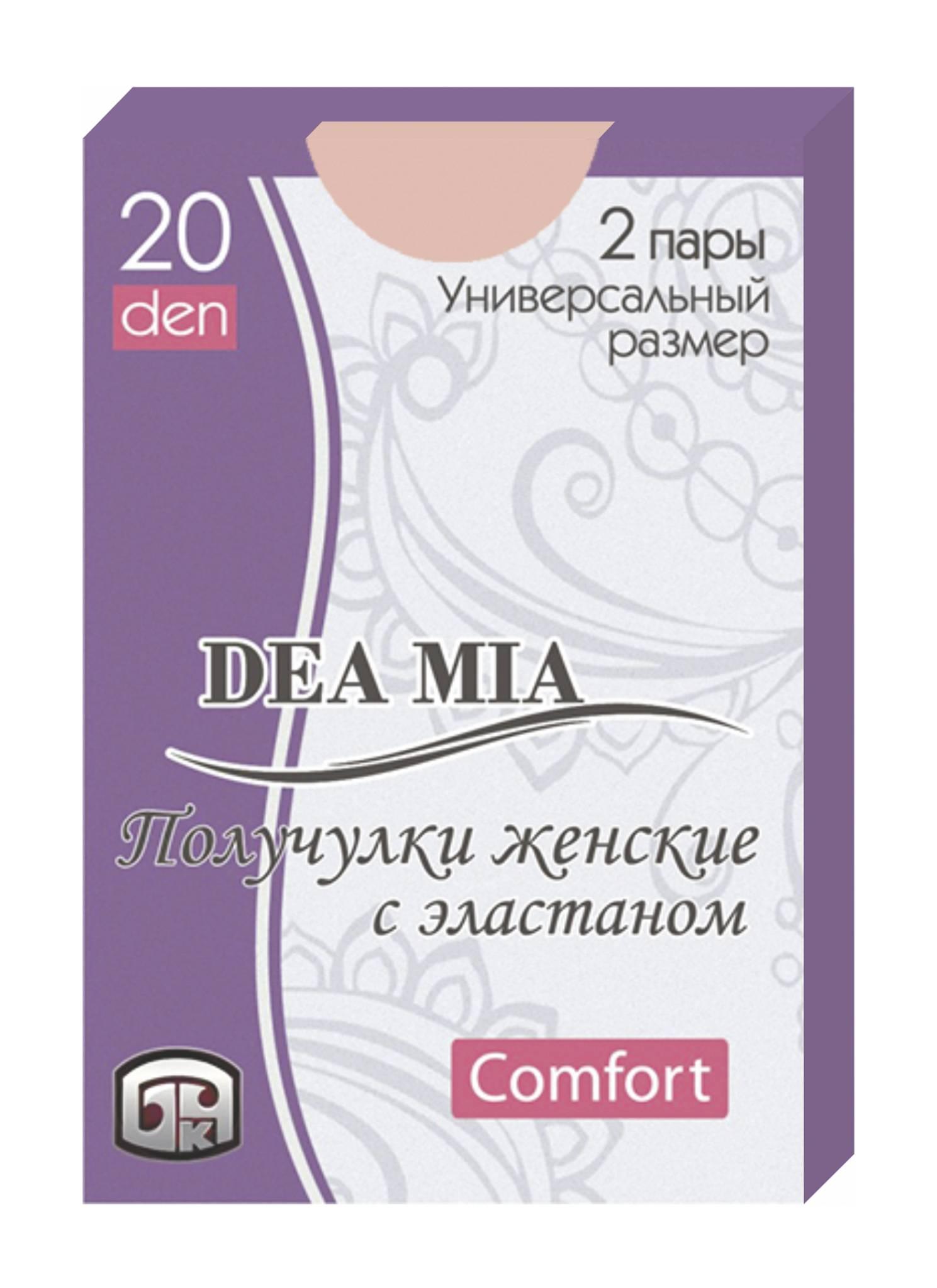 Получулки женские 1434 DEA MIA COMFORT 20