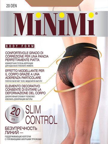 Колготки Slim Control 20 Minimi
