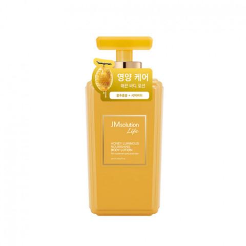 JMsolution Life Honey Luminous Nourishihg Body Lotion, 500мл.