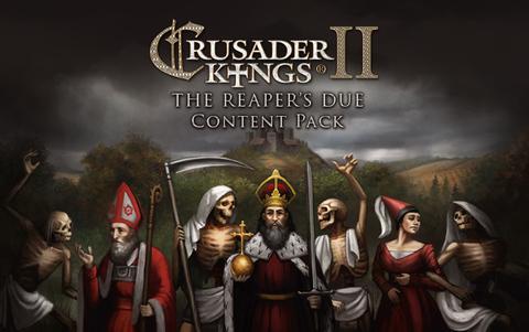 Crusader Kings II: The Reaper's Due - Content Pack (для ПК, цифровой ключ)