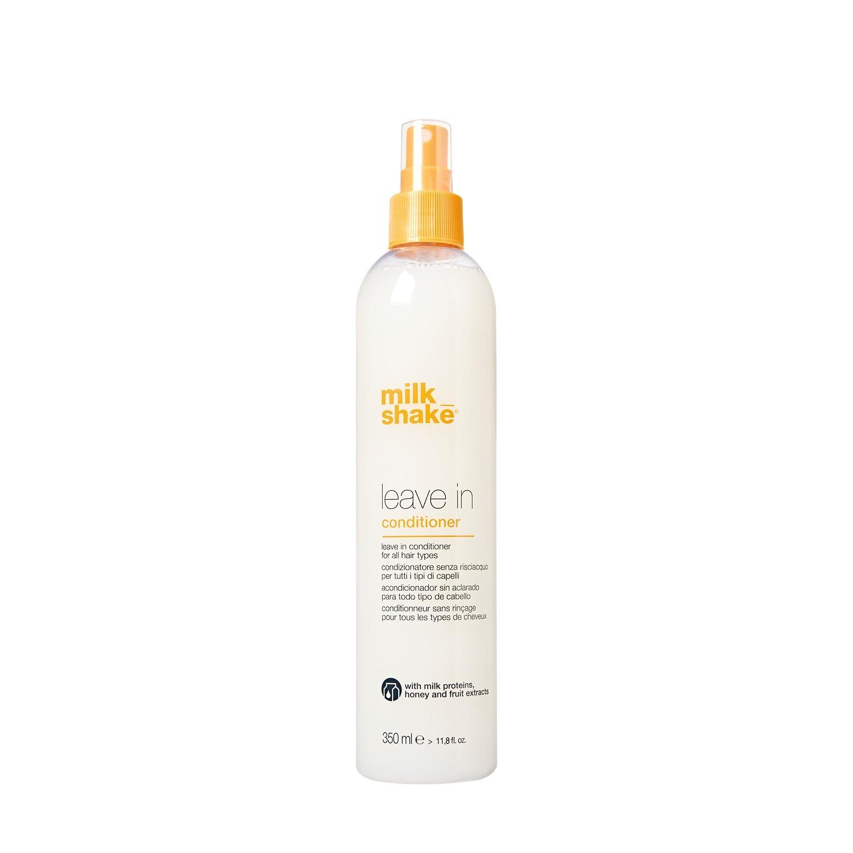 Несмываемый протеиновый увлажняющий кондиционер для волос / Milk Shake leave in conditioner 350 мл