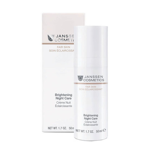 Janssen Brightening Night Care