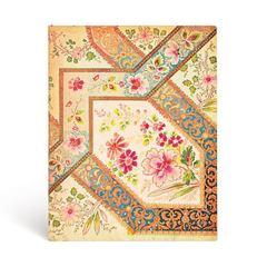 Filigree Floral Ivory Kraft  240 Pages