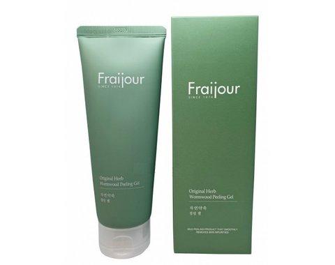 Fraijour Пилинг-гель для лица с растительными экстрактами Original Herb Wormwood Peeling Gel, 150 мл
