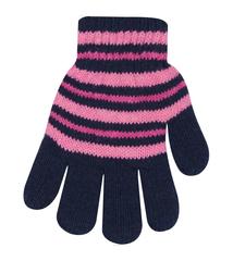 Перчатки детские для девочки тм Yo (5-7)