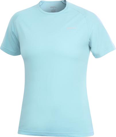 Футболка Craft Active Run женская голубая