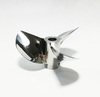 643/3 3D Namba champion propeller stainless steel