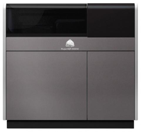 3D-принтер 3D Systems ProJet MJP 2500W