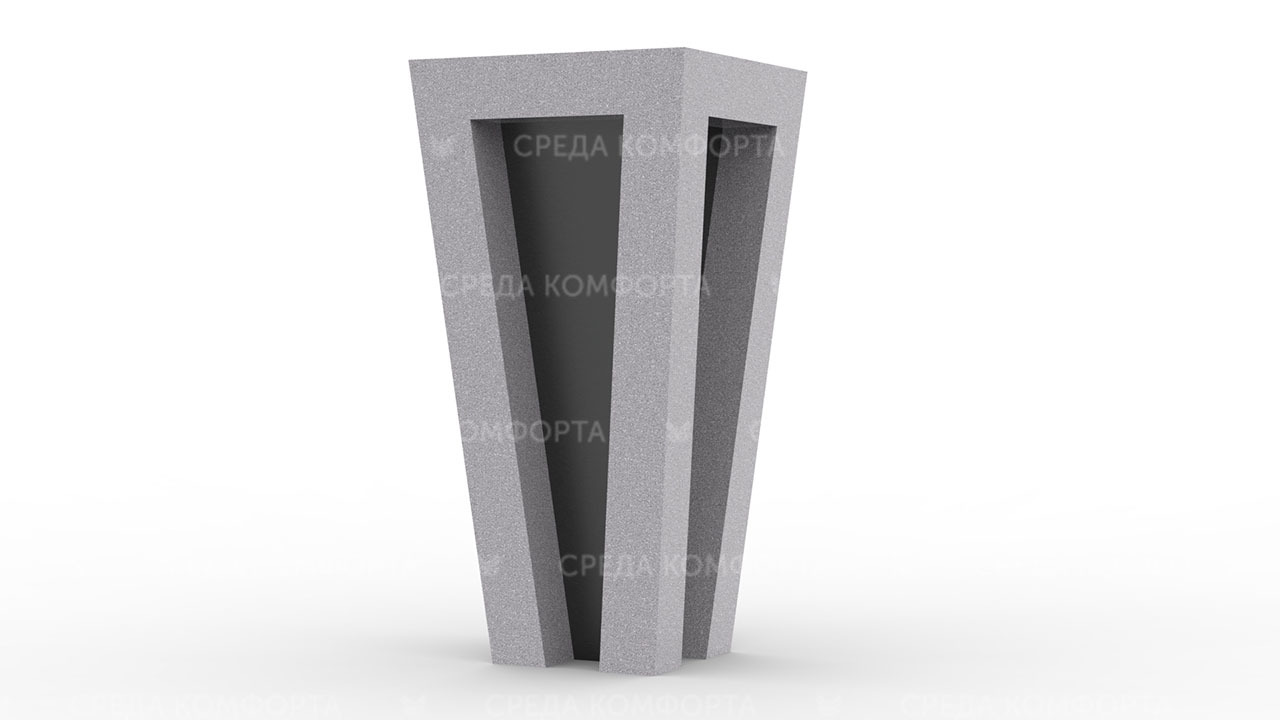 Урна бетонная URN0052