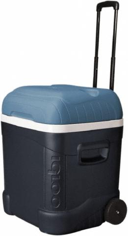 Изотермический контейнер (термобокс) Igloo Ice Cube Maxcold 70 Roller (63 л.)