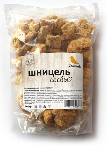 Шницель соевый, 200 г