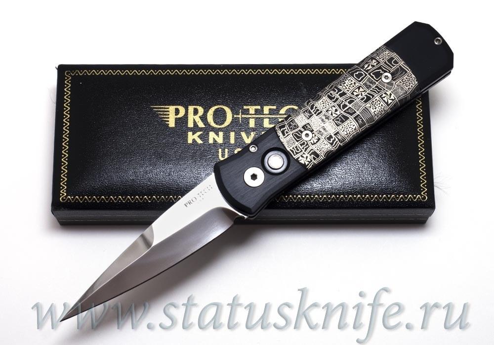 Нож Pro-Tech PT10 Godson Custom - фотография