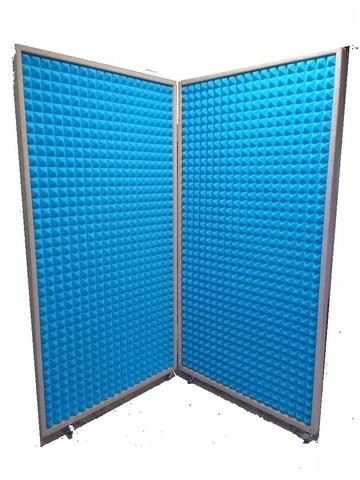 Звукопоглощающая ширма Echoton Screen Book рабочий диапазон от 135 Hz 2секции