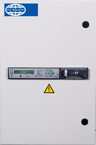 АВР (Автомат ввода резерва) 125A 230/400V на базе Socomec АРТ: CTI125