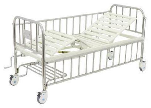 Детская медицинская кровать F-45 maxi (ММ-97) (4-х секцион.) - фото