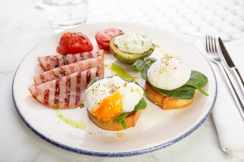Завтрак Французский La Grand