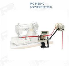 Фото: Устройство для боковой подачи тесьмы для распошивалки, с размотчиком, в сборе. MC M8S-C