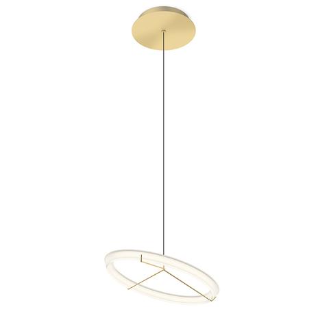 Подвесной светильник Vibia Halo Jewel round