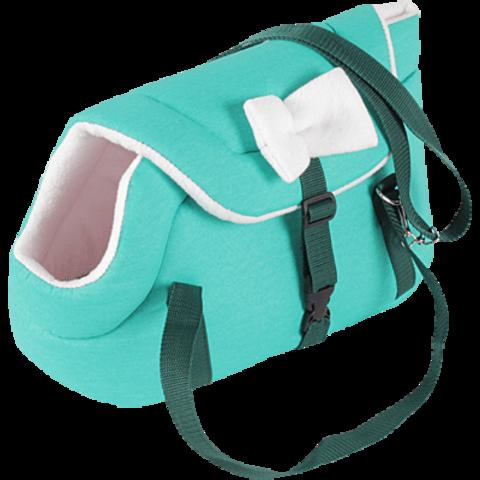 Зооник сумка - переноска Зооник поролон с клапаном (бязь) (400*180*230)