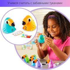 Считаем с туканами Learning Resources