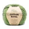 Пряжа Fibranatura Cotton Royal 18-710 (Бамбук)