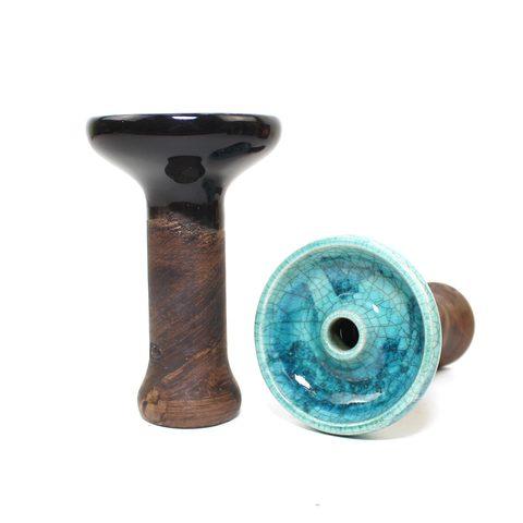 Чаша для кальяна Облако Phunnel M Glaze top