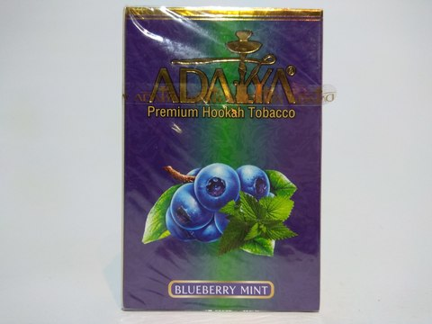 Табак для кальяна ADALYA Blueberry Mint 50 g