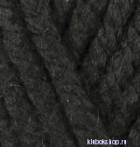 Alize Superlana Megafil 60 Черный,фото
