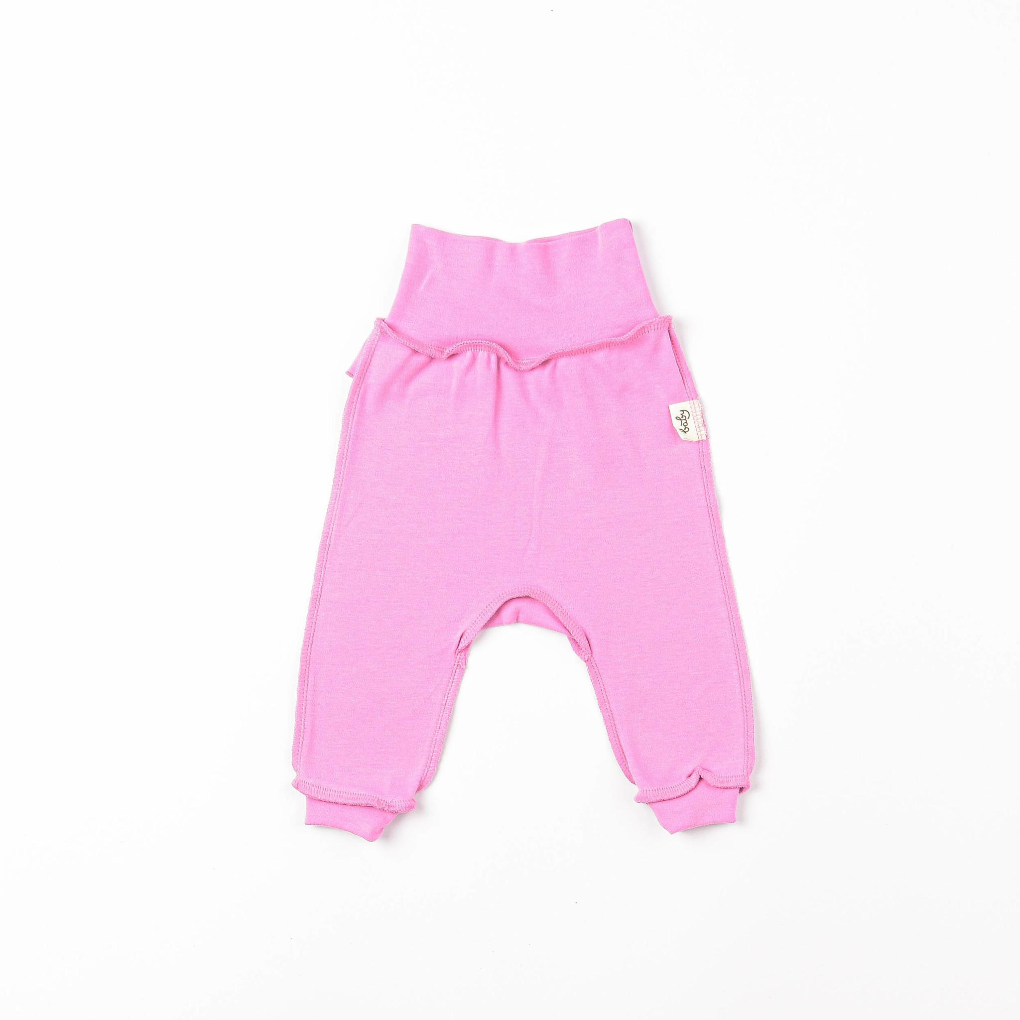 Ruffled leggings 0+, Peony