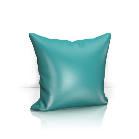 Подушка декоративная Авери морская волна