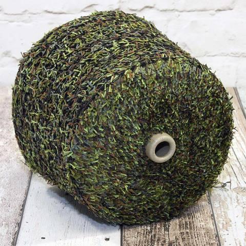 Хлопок HASEGAWA CACTUS желто-зелено-коричневый