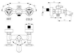Схема Kaiser 57022