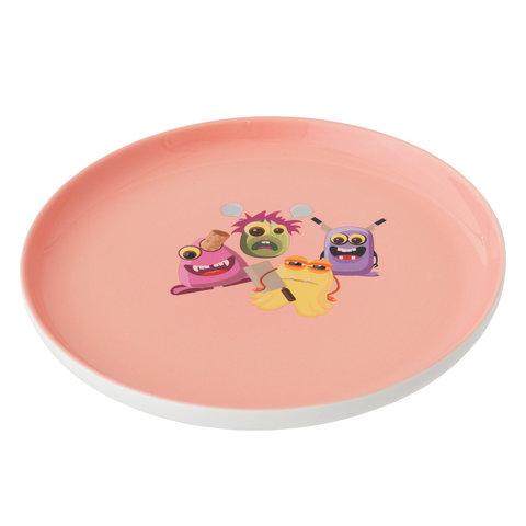3пр фарфоровый набор (розовый)