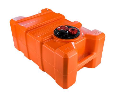 Бак топливный 50 л стационарный/переносной, 0,65х0,28х0,4 м