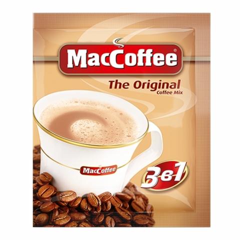 Кофе MacCofee 3 в 1 20 гр СИНГАПУР