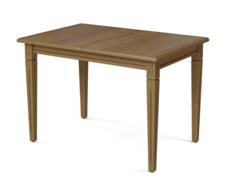 Стол обеденный Барсук деревянный прямоугольный дуб