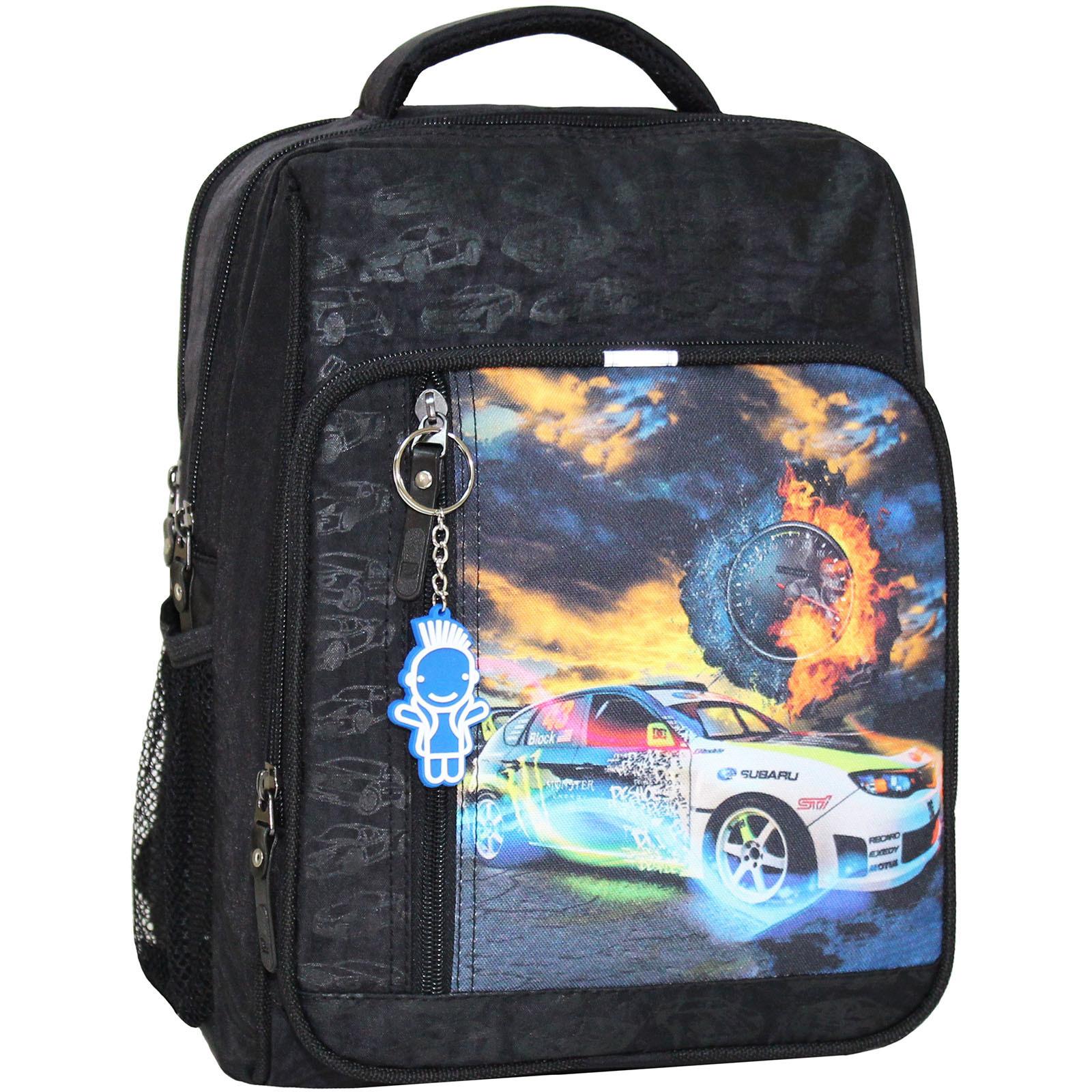 Школьные рюкзаки Рюкзак школьный Bagland Школьник 8 л. Черный 18м (0012870) IMG_4449.JPG