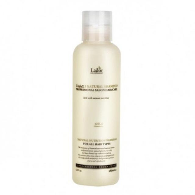 Профессиональный шампунь с эфирными маслами   LADOR TRIPLEX NATURAL SHAMPOO