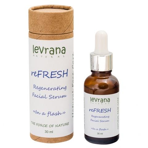 Сыворотка для лица reFRESH, Levrana