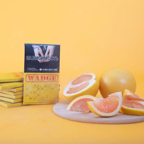 Табак Wadge Titanium Grapefruit 100 г