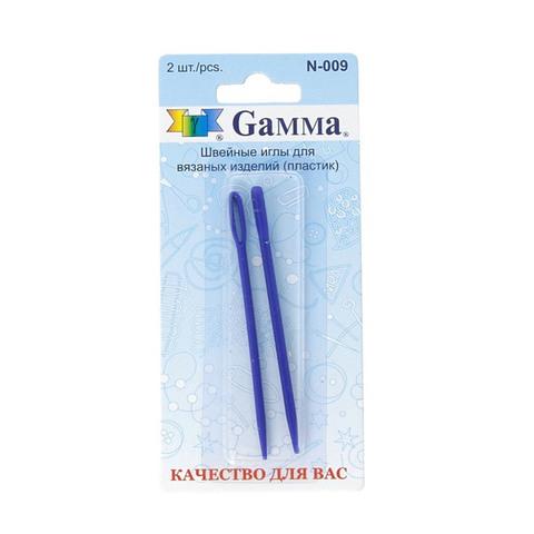 Иглы N-009 Гамма для сшивания вязанных полотен блистер 2 шт.