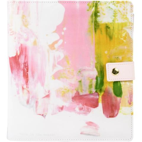 Ежедневник с наполнением  Heidi Swapp Classic Planner A 5 Art Walk - Monthly Blank Pages