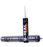 NPT U SEAL 500 600 мл однокомпонентный эластичный полиуретановый клей-герметик НПИТИ-Италия