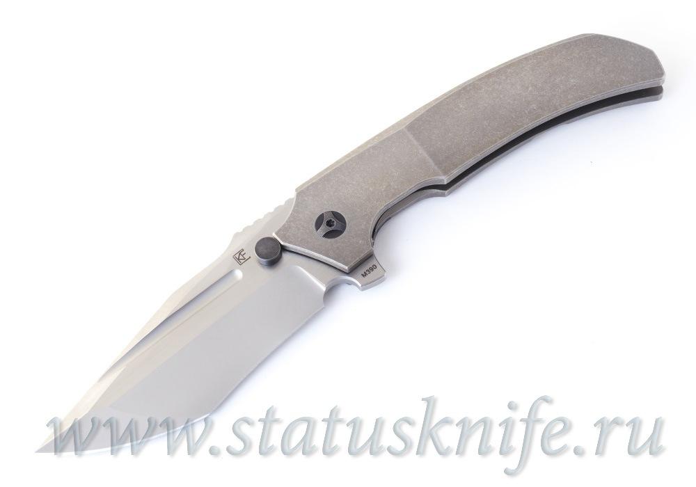 Сет ножей CKF Evolution 2.0 Dark Ti и Satori 2.0 - фотография