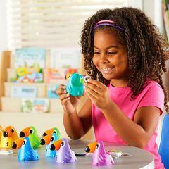 Считаем с туканами Learning Resources как играть
