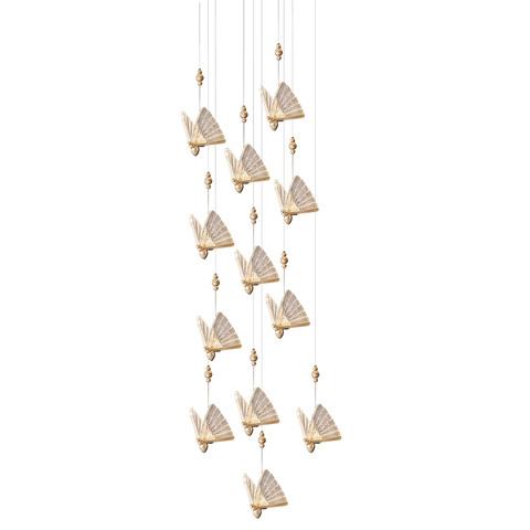 Подвесной светильник  butterfly ( 12 ) by Light Room