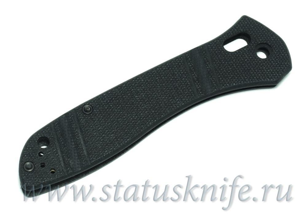 Нож Benchmade Custom ATS34 McHenry & Williams 710 - фотография